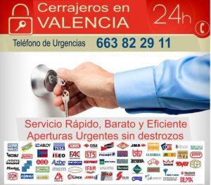 Cerrajeros valencia 663 82 29 11 cerrajero valencia - Cerrajeros 24h valencia ...